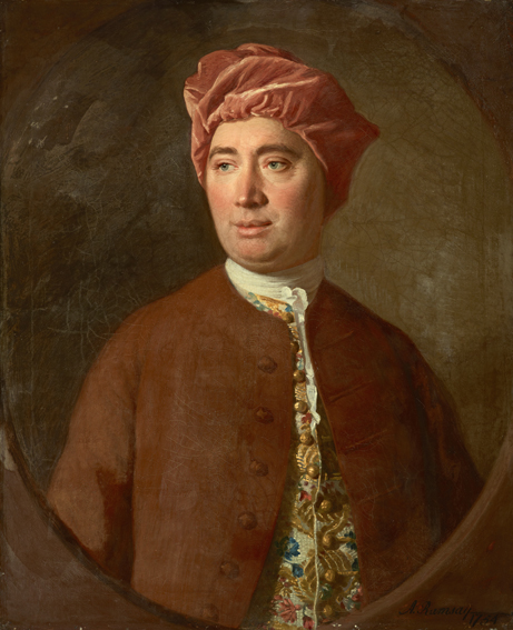 David Hume, 1711 - 1776. Philosopher, whose personal identity theory is known as bundle theory.